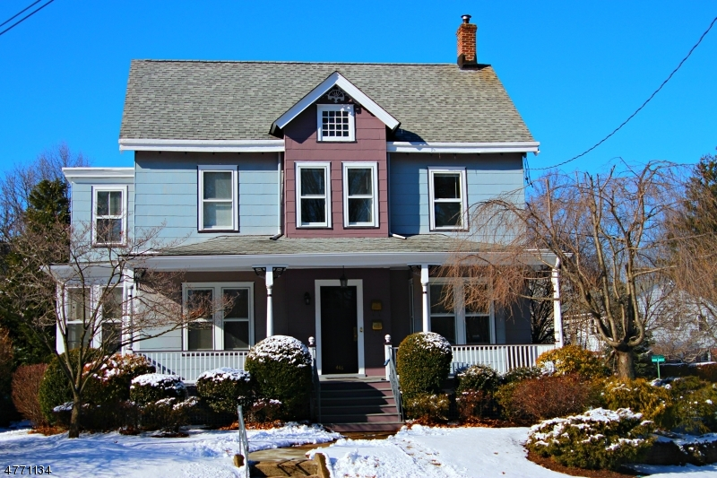 Maison unifamiliale pour l à louer à 446 Valley Road Montclair, New Jersey 07043 États-Unis