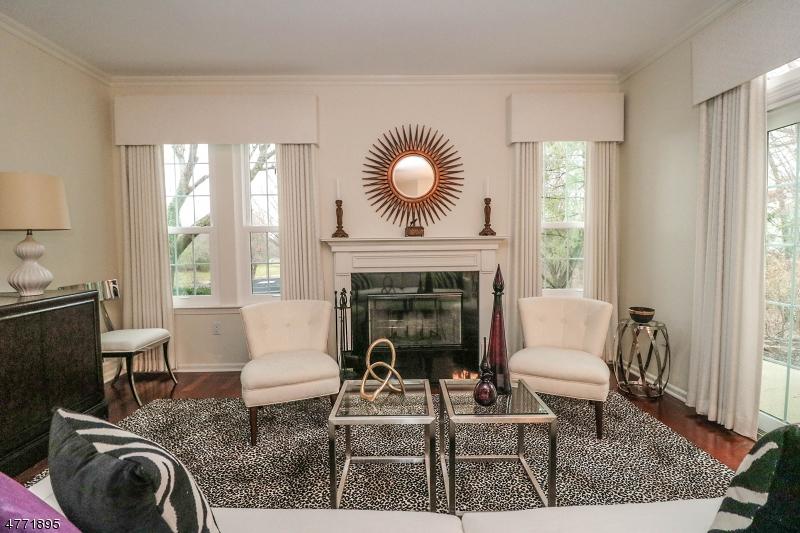 Частный односемейный дом для того Продажа на 5 Mallard Lane Bedminster, Нью-Джерси 07921 Соединенные Штаты