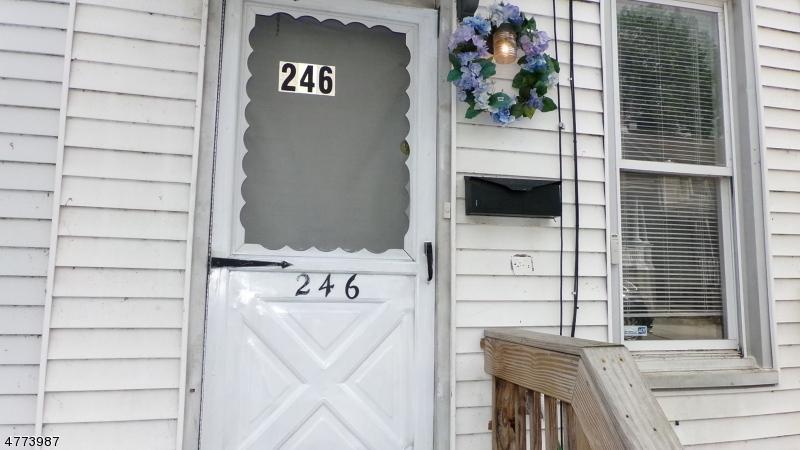 Частный односемейный дом для того Аренда на 246 Washington Street Phillipsburg, Нью-Джерси 08865 Соединенные Штаты