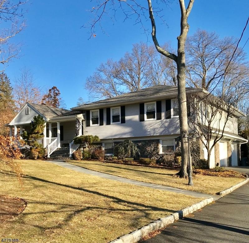 Maison unifamiliale pour l Vente à 25 Wellesley Road Glen Rock, New Jersey 07452 États-Unis