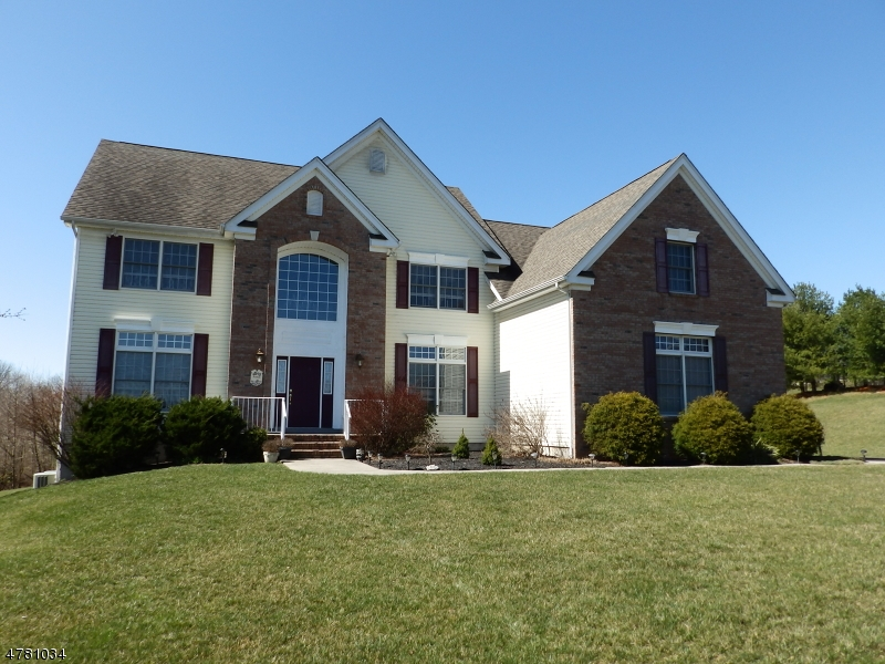 Single Family Home for Sale at 89 Airport Road Mansfield, New Jersey 07840 United States