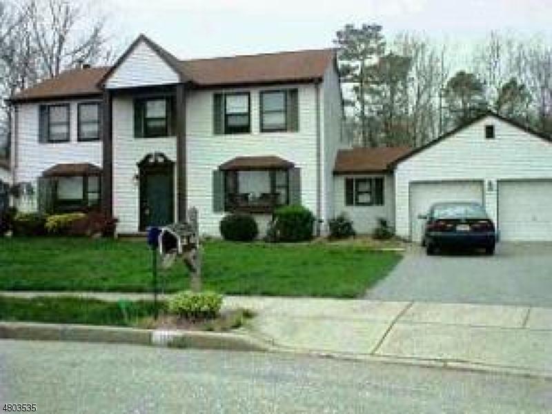 Maison unifamiliale pour l Vente à 1158 Cecil Court Lakewood, New Jersey 08701 États-Unis