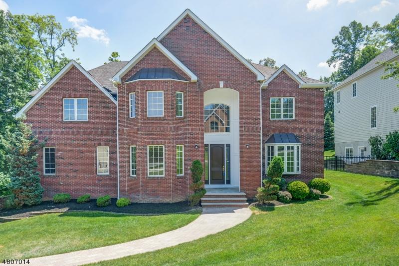 Maison unifamiliale pour l Vente à 3 Beacon Hill Road Florham Park, New Jersey 07932 États-Unis