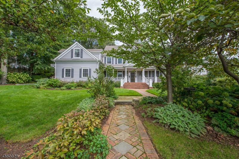 Maison unifamiliale pour l à louer à 40 GARFIELD Avenue Madison, New Jersey 07940 États-Unis
