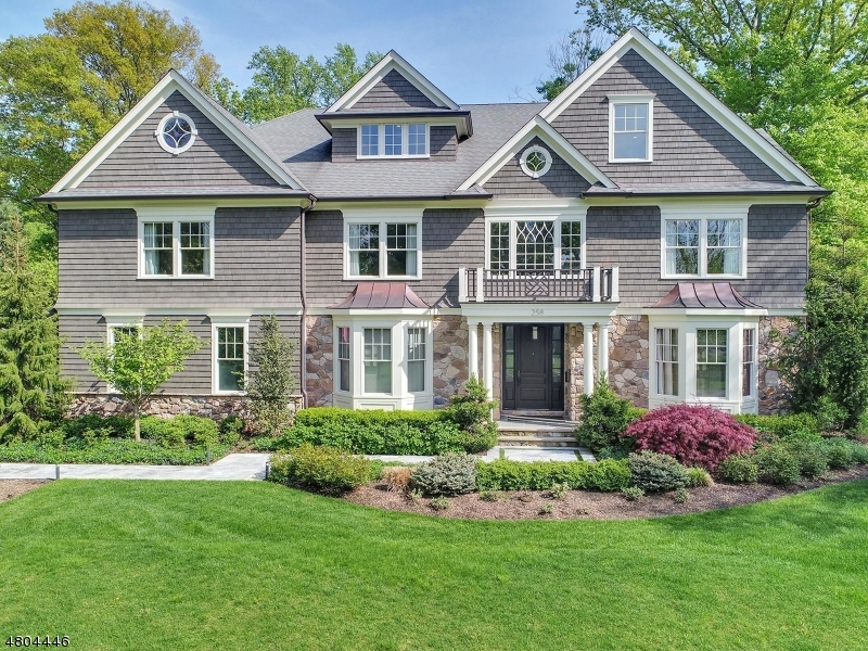 Single Family Home for Sale at 258 LONG HILL DRIVE 258 LONG HILL DRIVE Millburn, New Jersey 07078 United States