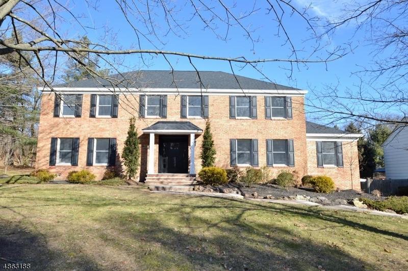 Частный односемейный дом для того Продажа на 5 DRIFTWAY Florham Park, Нью-Джерси 07932 Соединенные Штаты