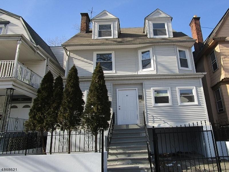 多戶家庭房屋 為 出售 在 63 AMHERST Street East Orange, 新澤西州 07018 美國