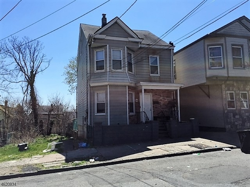 Multi-Family Home for Sale at 156 N 5th Street Paterson, New Jersey 07522 United States