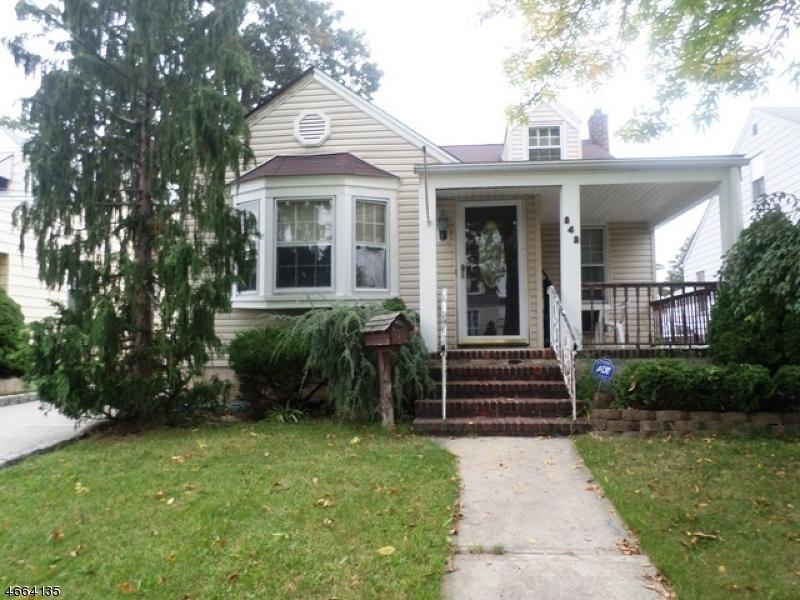 Частный односемейный дом для того Продажа на 842 Erudo Street Linden, Нью-Джерси 07036 Соединенные Штаты