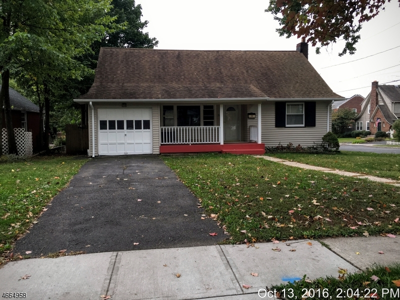 Single Family Home for Sale at 36 E Roselle Avenue Roselle Park, 07204 United States