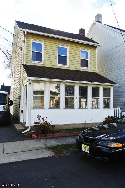 Casa Unifamiliar por un Alquiler en 58 DAVIS Street Phillipsburg, Nueva Jersey 08865 Estados Unidos
