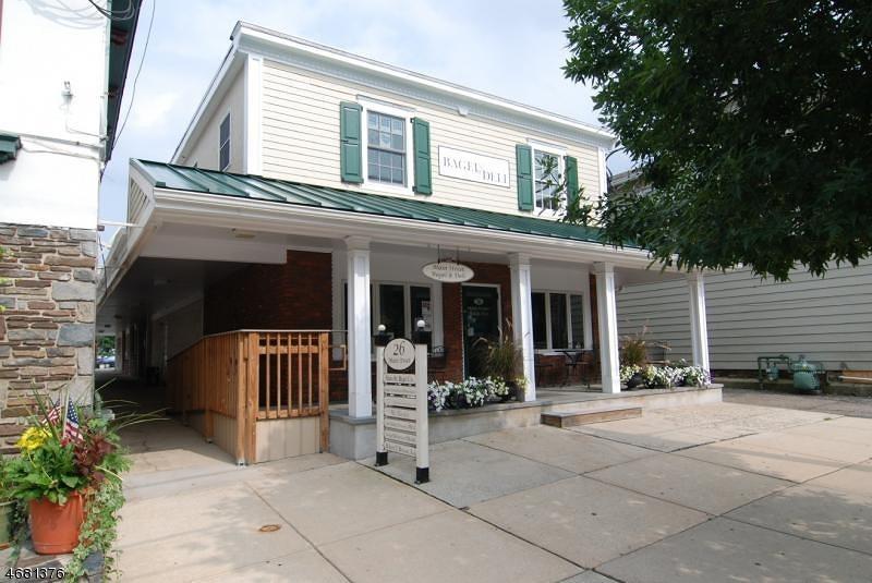 Commercial pour l à louer à 26 Main Street Flemington, New Jersey 08822 États-Unis