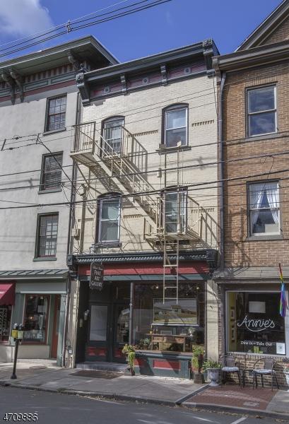 Casa Unifamiliar por un Alquiler en 3 N Union Street Lambertville, Nueva Jersey 08530 Estados Unidos