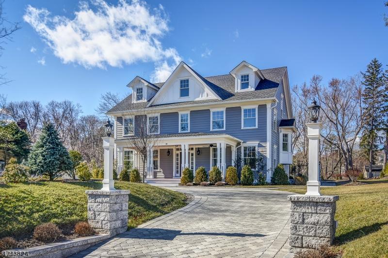 Casa Unifamiliar por un Alquiler en 89 Green Avenue Madison, Nueva Jersey 07940 Estados Unidos