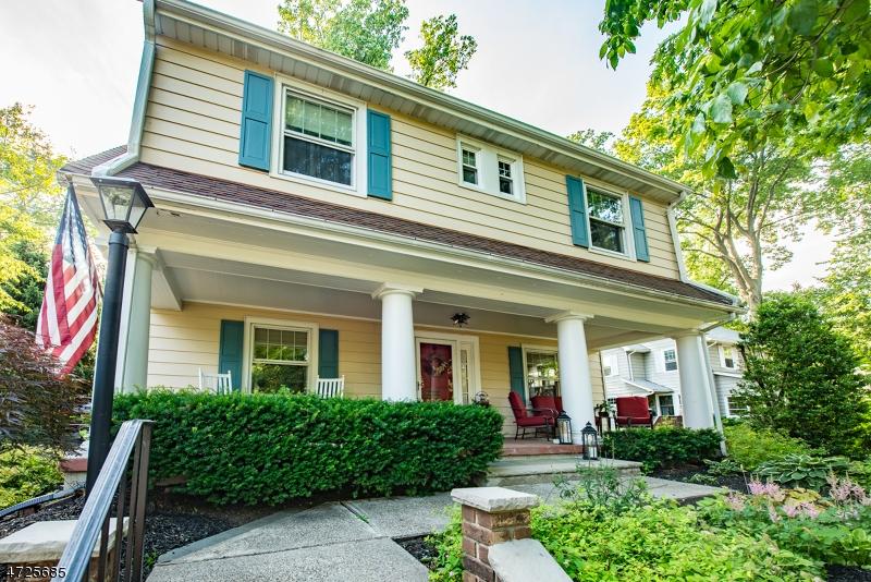 Single Family Home for Sale at 594 Ridgewood Avenue Glen Ridge, New Jersey 07028 United States