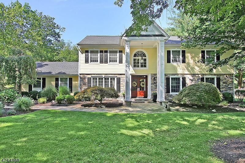 Casa Unifamiliar por un Venta en 202 Skyline Drive Long Hill, Nueva Jersey 07946 Estados Unidos