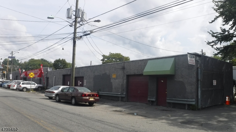Commercial for Sale at 807-821 E 24TH Street Paterson, New Jersey 07504 United States