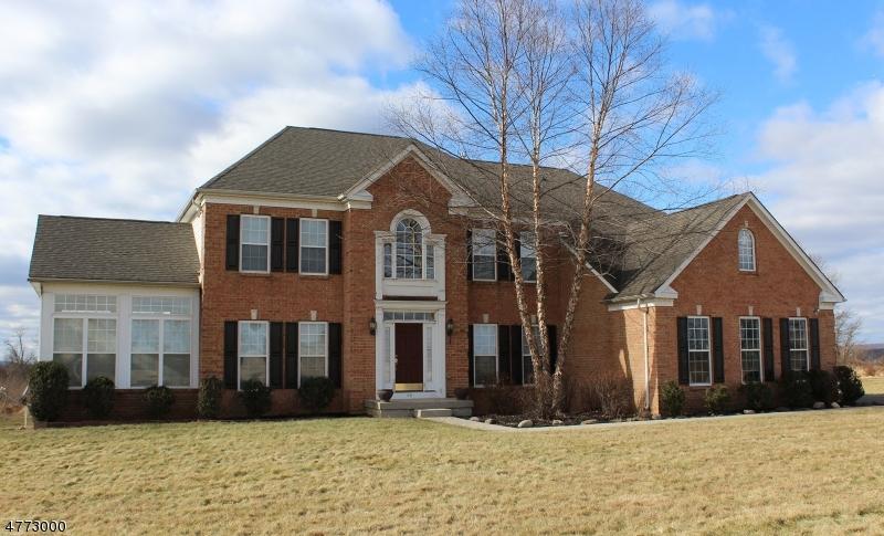 Casa Unifamiliar por un Alquiler en 10 Surrey Way Pittstown, Nueva Jersey 08867 Estados Unidos