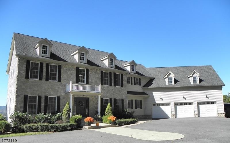 Maison unifamiliale pour l Vente à 956 Iron Bridge Road Hampton, New Jersey 08827 États-Unis