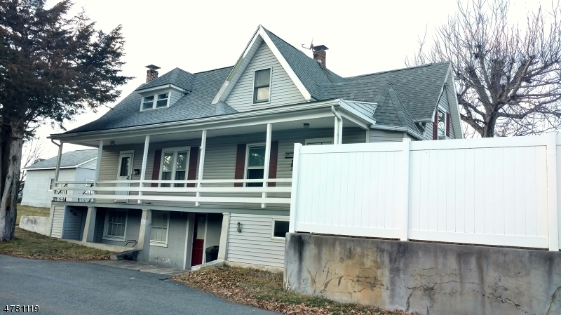 Κτίριο με ξεχωριστά διαμερίσματα για πολλές οικογένειες για την Πώληση στο 785 HOBSON Street Alpha, Νιου Τζερσεϋ 08865 Ηνωμενεσ Πολιτειεσ