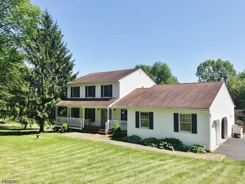 Single Family Home for Sale at 756 ROCKPORT Road Mansfield, New Jersey 07840 United States