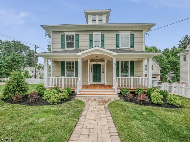 独户住宅 为 销售 在 25 RED Road 查塔姆, 新泽西州 07928 美国