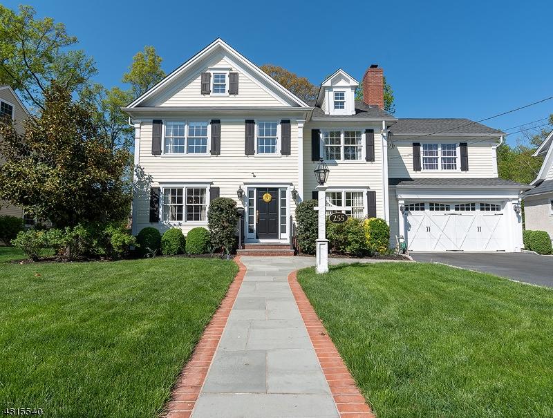 Casa Unifamiliar por un Alquiler en 255 HYSLIP Avenue Westfield, Nueva Jersey 07090 Estados Unidos