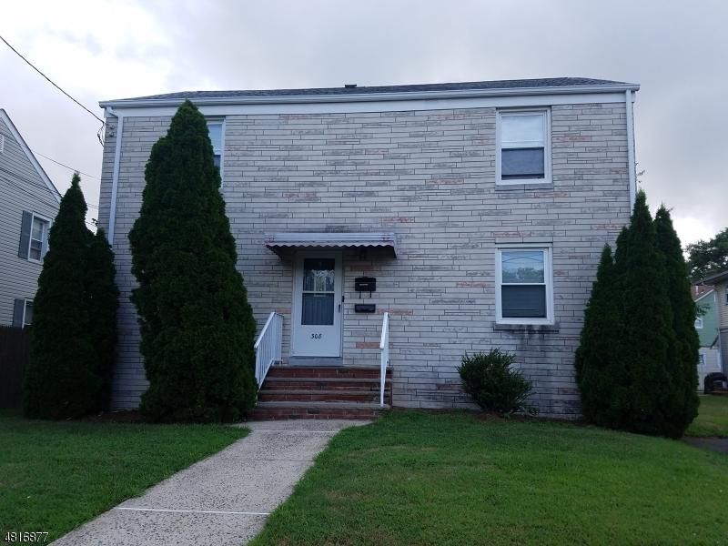 Casa multifamiliare per Vendita alle ore 308 N 6TH Avenue Manville, New Jersey 08835 Stati Uniti