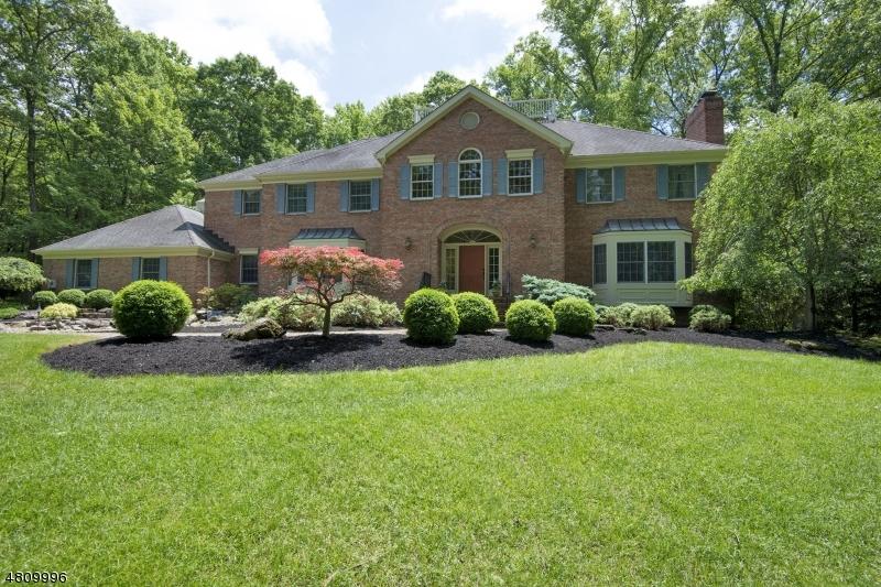 Enfamiljshus för Försäljning vid 19 GENTRY Drive Washington, New Jersey 07853 Förenta staterna