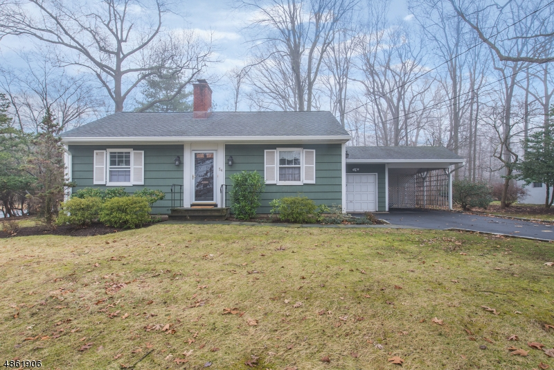 Single Family Home for Sale at 54 RYERSON Avenue Caldwell, New Jersey 07006 United States