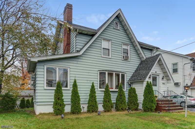 Single Family Home for Sale at 1983 ERNST TER Union, New Jersey 07083 United States