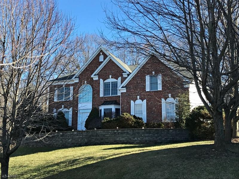 Enfamiljshus för Försäljning vid 14 GREENBRIAR Court Mount Olive, New Jersey 07836 Förenta staterna