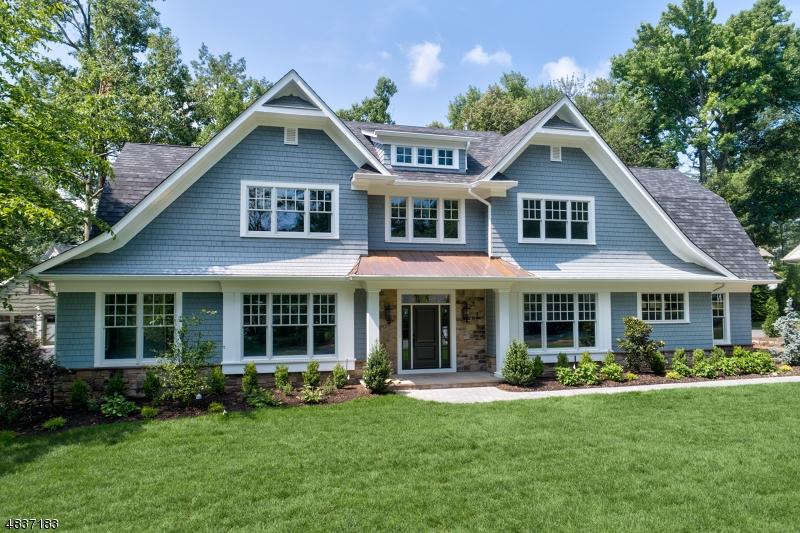 Tek Ailelik Ev için Satış at 19 SHERWOOD Road Millburn, New Jersey 07078 Amerika Birleşik Devletleri