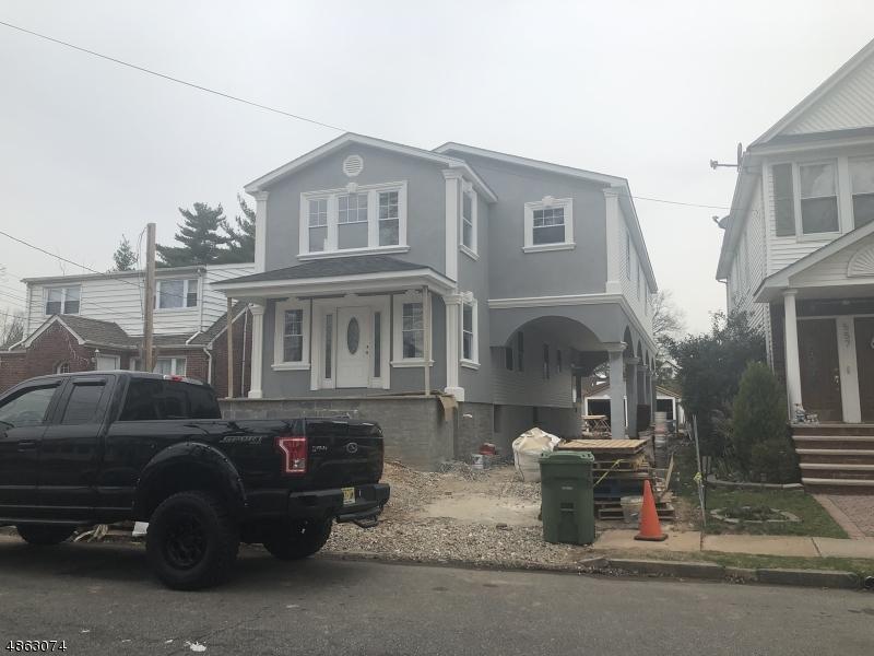 Maison unifamiliale pour l Vente à 555 HUSSA Street Linden, New Jersey 07036 États-Unis