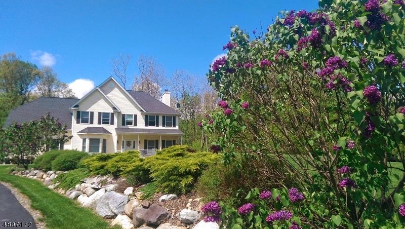 Enfamiljshus för Försäljning vid Hardwick, New Jersey 07825 Förenta staterna