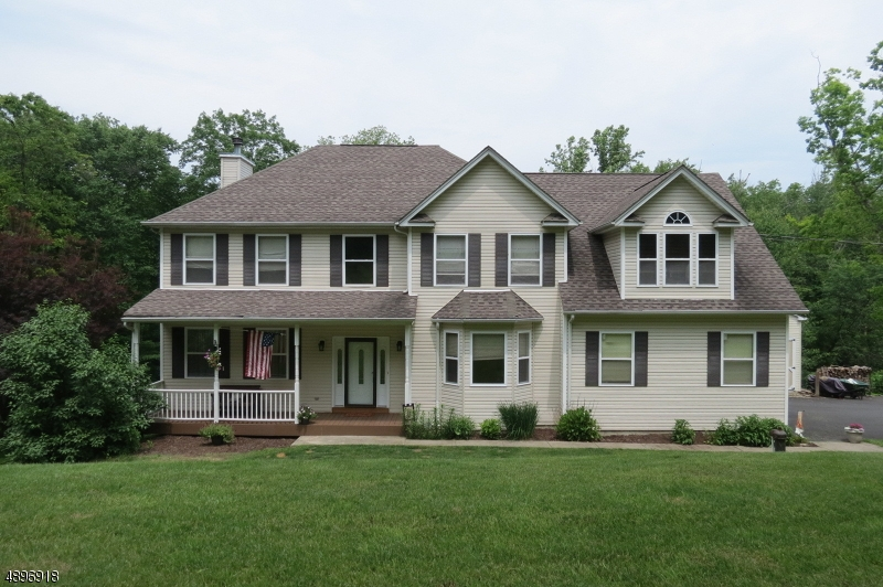 single family homes для того Продажа на Hope, Нью-Джерси 07825 Соединенные Штаты