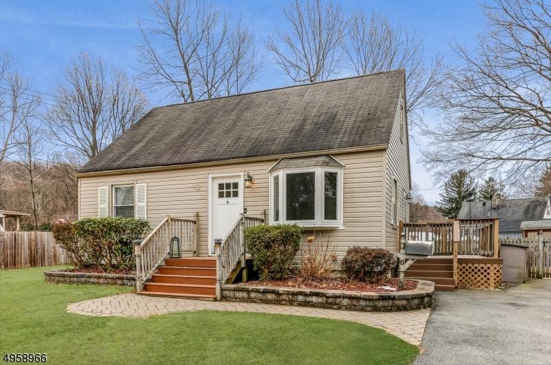 Single Family Homes للـ Sale في 6 GEORGE Street Mine Hill, New Jersey 07803 United States