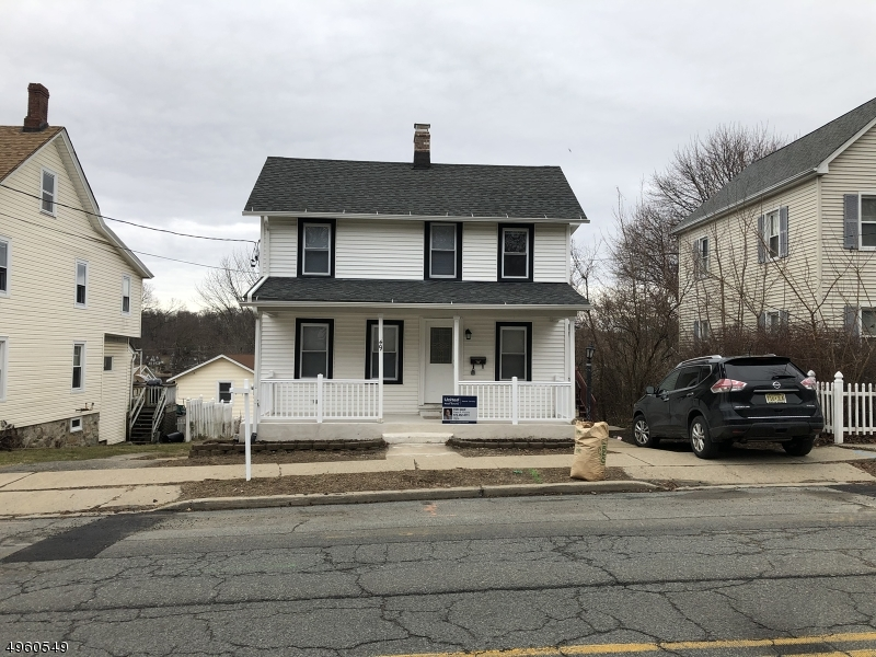 Single Family Homes للـ Sale في 49 ALLEN Street Netcong, New Jersey 07857 United States