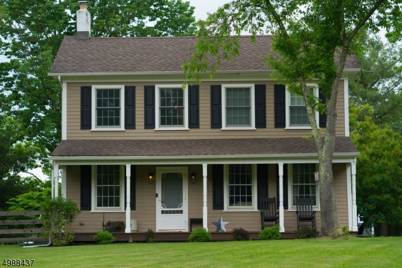 Single Family Homes 용 매매 에 Branchburg, 뉴저지 08876 미국