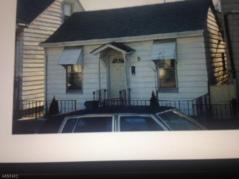 Single Family Home for Sale at 93 Sheridan Avenue Paterson, New Jersey 07502 United States