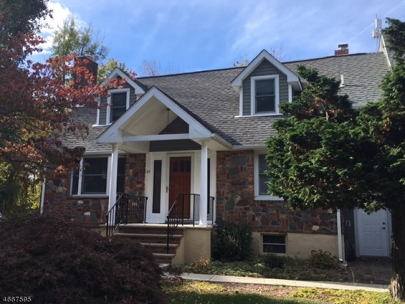 Частный односемейный дом для того Аренда на 49 Harrison Road Pompton Plains, Нью-Джерси 07444 Соединенные Штаты
