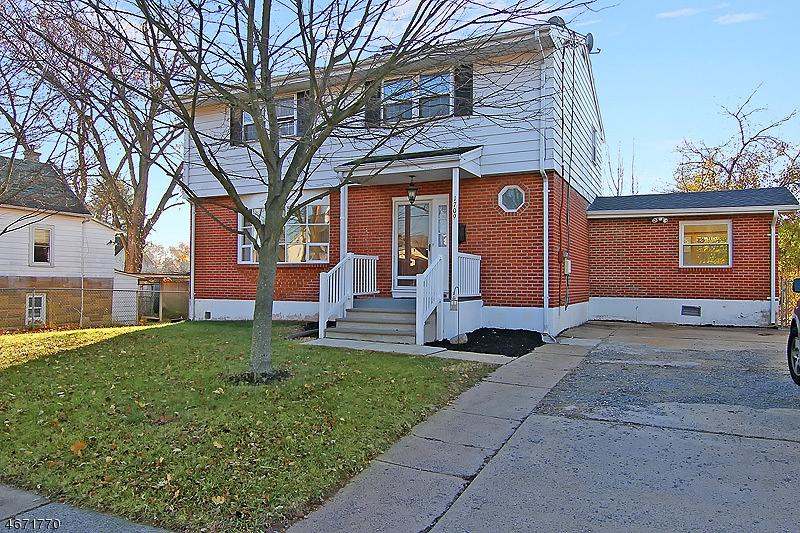 Casa Unifamiliar por un Venta en 1709 Roosevelt Avenue Manville, Nueva Jersey 08835 Estados Unidos