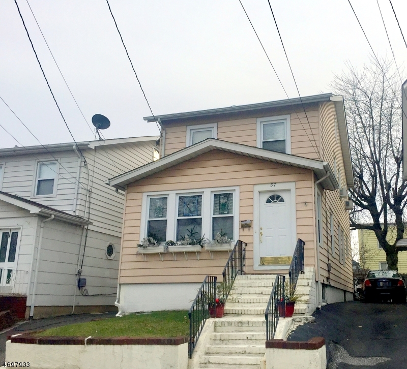 Single Family Home for Sale at 57 Front Street North Arlington, New Jersey 07031 United States