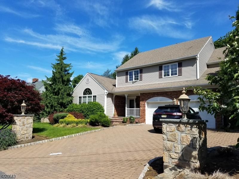 Single Family Home for Rent at 280 Washington Street Berkeley Heights, New Jersey 07922 United States