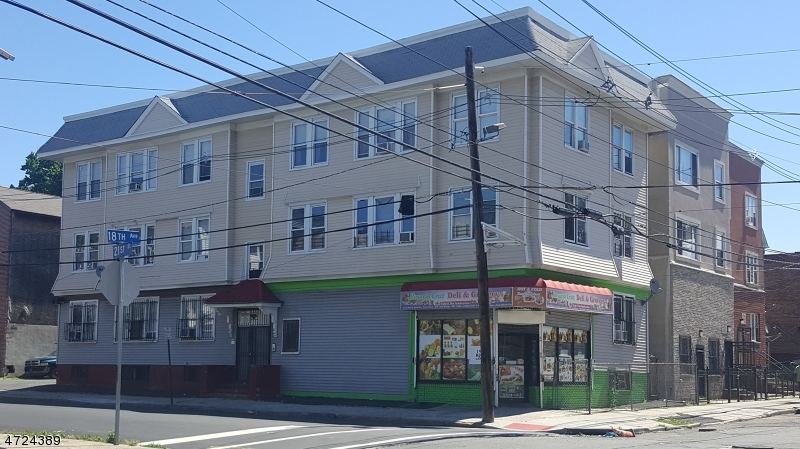 Commercial for Sale at 648 18th Avenue Irvington, New Jersey 07111 United States