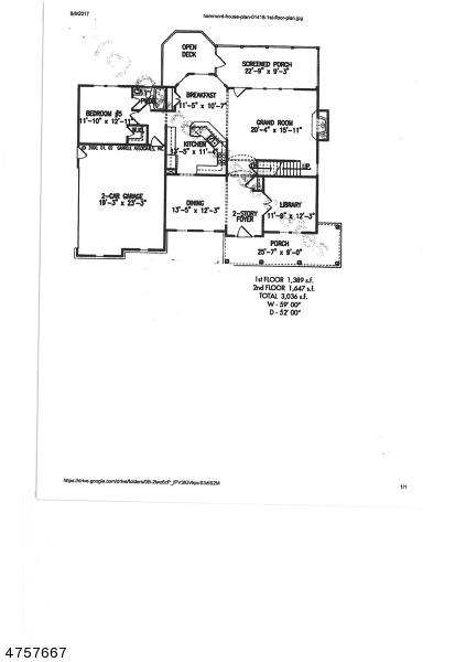 Additional photo for property listing at Amelia Way Amelia Way Alexandria Township, Nova Jersey 08867 Estados Unidos