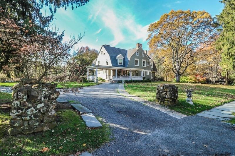 Maison unifamiliale pour l Vente à 17 Rockview Ter North Plainfield, New Jersey 07060 États-Unis