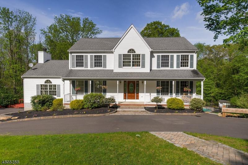 Tek Ailelik Ev için Satış at 11 Pfauth Drive Glen Gardner, New Jersey 08826 Amerika Birleşik Devletleri
