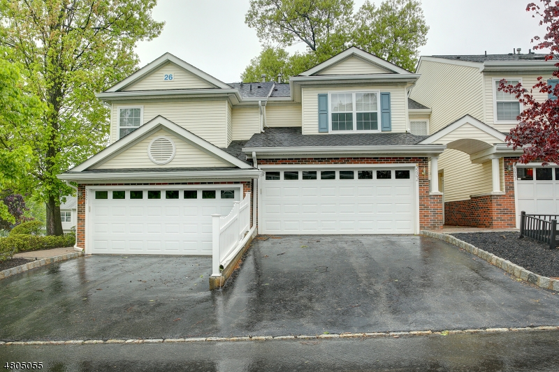 Condo / Townhouse for Sale at 2602 Ashfield Court Denville, New Jersey 07834 United States