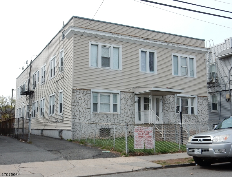 Commercial for Sale at 433 ROSEHILL Place Elizabeth, New Jersey 07202 United States